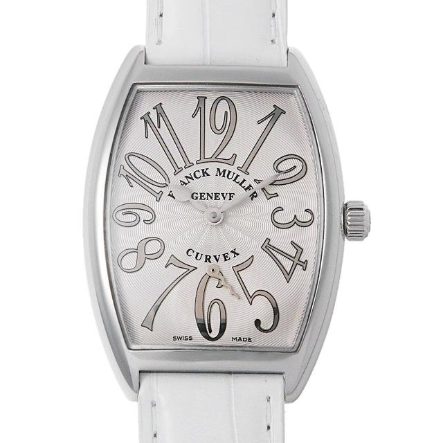 【48回払いまで無金利】フランクミュラー トノーカーベックス レリーフ 2850S S6 REL VA メンズ(007UFRAU0133)【中古】【腕時計】【送料無料】