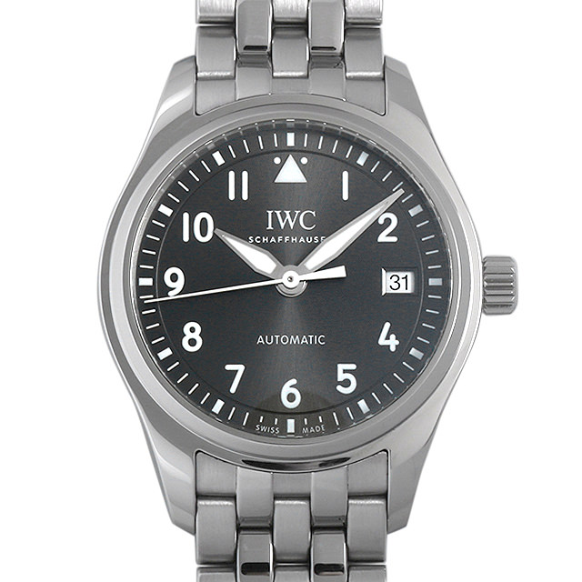 【48回払いまで無金利】IWC パイロットウォッチ オートマティック36 IW324002 ボーイズ(ユニセックス)(007UIWAU0108)【中古】【腕時計】【送料無料】