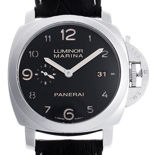 【48回払いまで無金利】パネライ ルミノールマリーナ 1950 3DAYS M番 PAM00359 メンズ(007UOPAU0100)【中古】【腕時計】【送料無料】