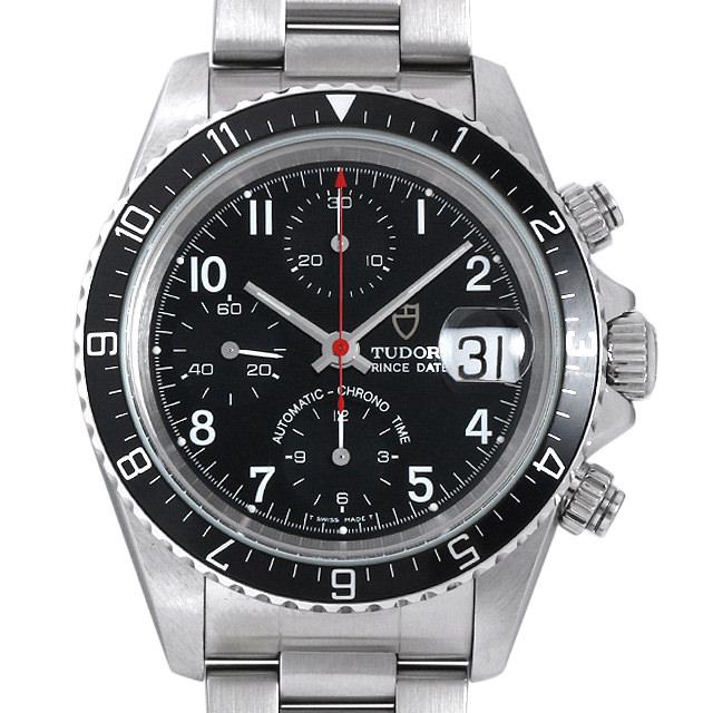 【48回払いまで無金利】チュードル クロノタイム 79270 メンズ(007UTUAU0024)【中古】【腕時計】【送料無料】