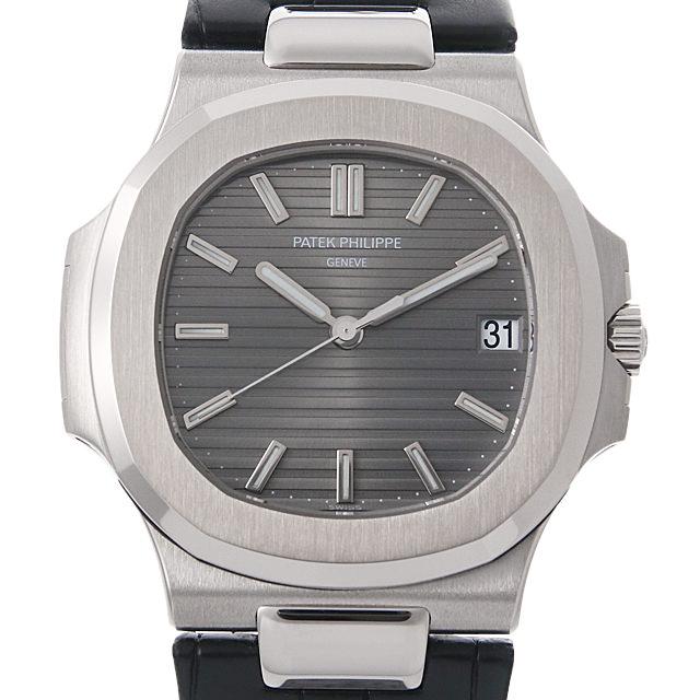 【48回払いまで無金利】パテックフィリップ ノーチラス 5711G-001 メンズ(008VPPAU0001)【中古】【腕時計】【送料無料】