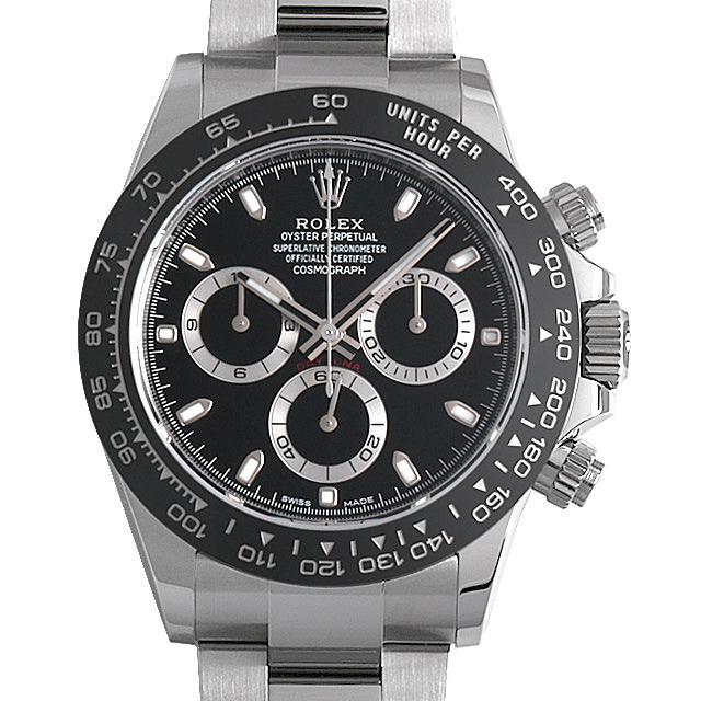 【48回払いまで無金利】ロレックス コスモグラフ デイトナ 116500LN ブラック メンズ(009VROAU0218)【中古】【腕時計】【送料無料】