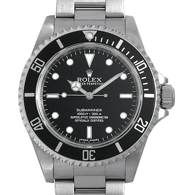 【48回払いまで無金利】ロレックス サブマリーナ ノンデイト G番 14060M メンズ(009VROAU0220)【中古】【腕時計】【送料無料】