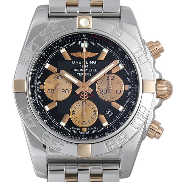 【48回払いまで無金利】ブライトリング クロノマット44 ビコロ B011B68PAC(IB0110) メンズ(04YNBRAU0001)【中古】【腕時計】【送料無料】