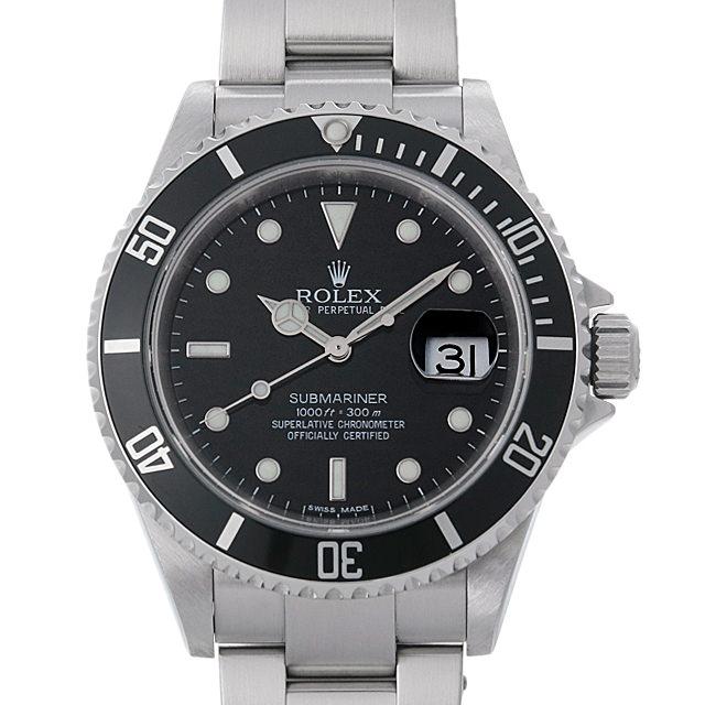 【48回払いまで無金利】ロレックス サブマリーナ デイト G番 16610 メンズ(08KWROAU0001)【中古】【腕時計】【送料無料】