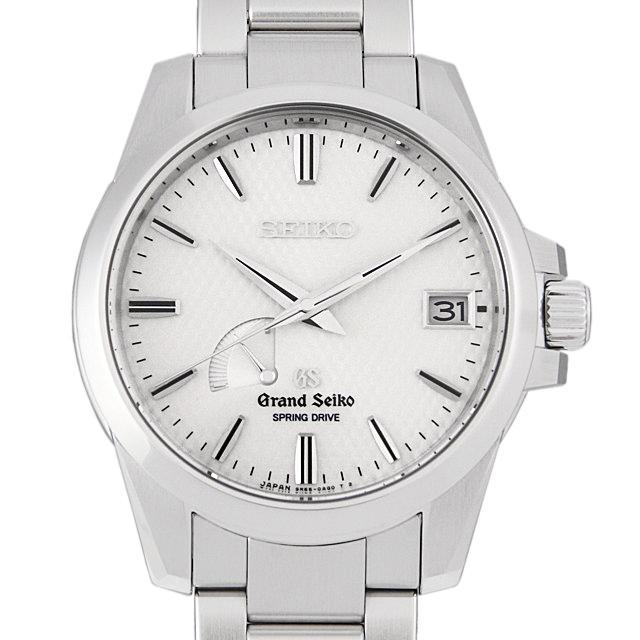 【48回払いまで無金利】グランドセイコー スプリングドライブ SBGA025 メンズ(090RGSAU0001)【中古】【腕時計】【送料無料】