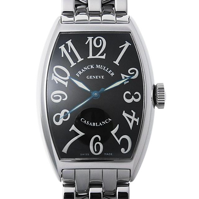 【48回払いまで無金利】フランクミュラー カサブランカ 5850CASA OAC メンズ(09YUFRAU0001)【中古】【腕時計】【送料無料】