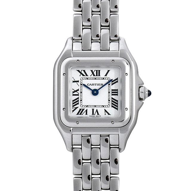 【48回払いまで無金利】カルティエ パンテール SM WSPN0006 レディース(0A89CAAU0023)【中古】【腕時計】【送料無料】