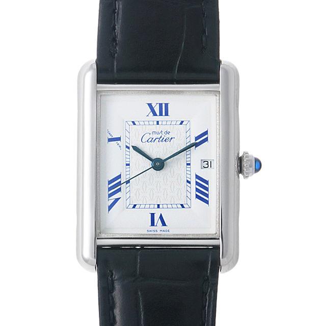 【48回払いまで無金利】カルティエ タンクLM W1014154 メンズ(0FNICAAU0001)【中古】【腕時計】【送料無料】