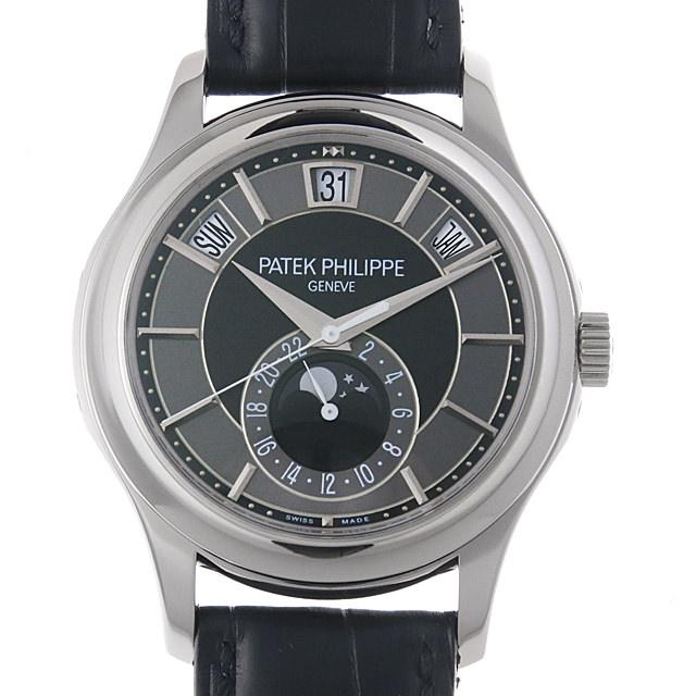 【48回払いまで無金利】パテックフィリップ アニュアルカレンダー 5205G-010 メンズ(0HCZPPAU0001)【中古】【腕時計】【送料無料】
