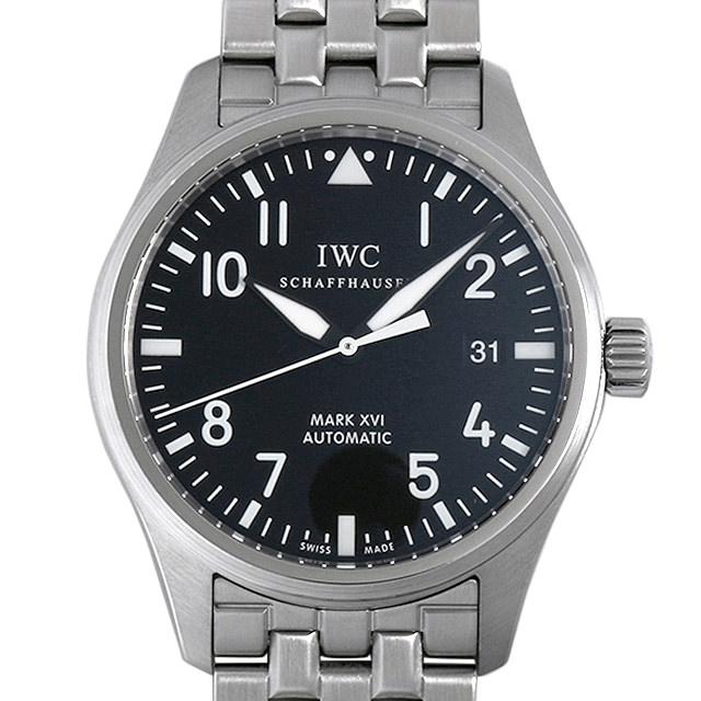 【48回払いまで無金利】IWC マーク16 マークXVI IW325504 メンズ(0HNBIWAU0001)【中古】【腕時計】【送料無料】
