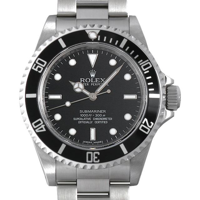 【48回払いまで無金利】ロレックス サブマリーナ ノンデイト ランダムシリアル 14060M メンズ(0I13ROAU0001)【中古】【腕時計】【送料無料】