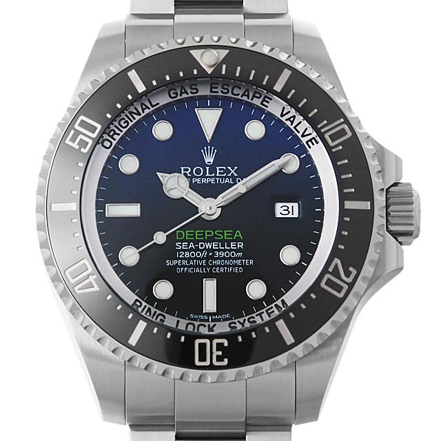 【48回払いまで無金利】SALE ロレックス ディープシー D-BLUEダイアル 116660 メンズ(0IGTROAU0001)【中古】【腕時計】【送料無料】