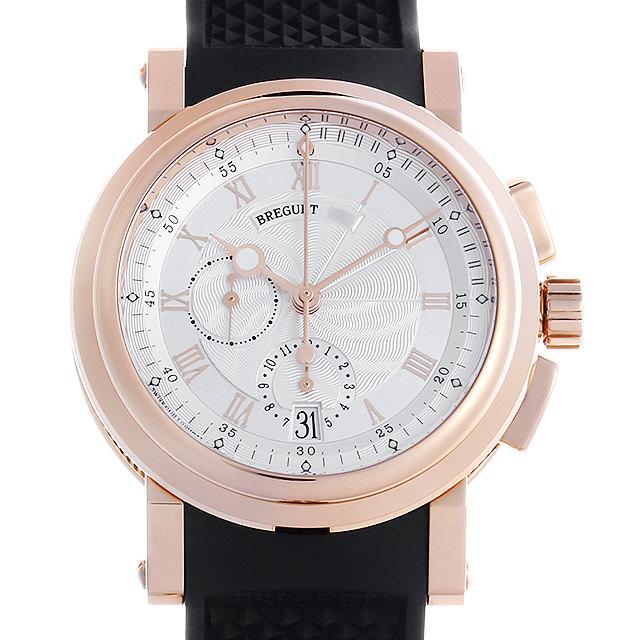 ブレゲ マリーンクロノグラフ 5827BR/12/5ZU メンズ(0064BCAR0003)【新品】【腕時計】【送料無料】