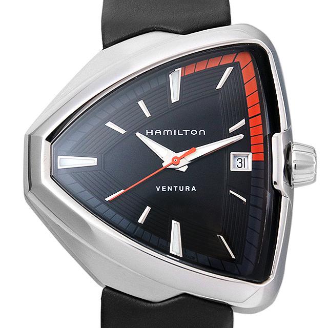 【48回払いまで無金利】ハミルトン ベンチュラ Elvis80 クオーツ H24551731 メンズ(004UHMAN0017)【新品】【腕時計】【送料無料】
