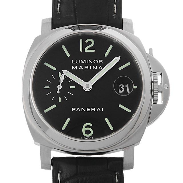 【48回払いまで無金利】パネライ ルミノールマリーナ F番 PAM00048 メンズ(0014OPAU0034)【中古】【腕時計】【送料無料】