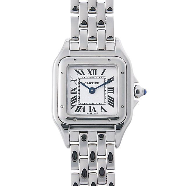 【48回払いまで無金利】カルティエ パンテール SM WSPN0006 レディース(001HCAAU0112)【中古】【腕時計】【送料無料】