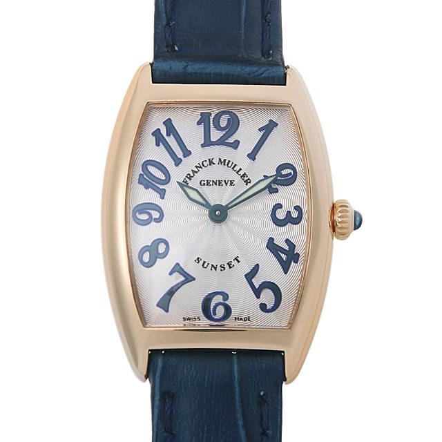 【48回払いまで無金利】フランクミュラー トノーカーベックス 1752QZ 3N レディース(001HFRAU0091)【中古】【腕時計】【送料無料】