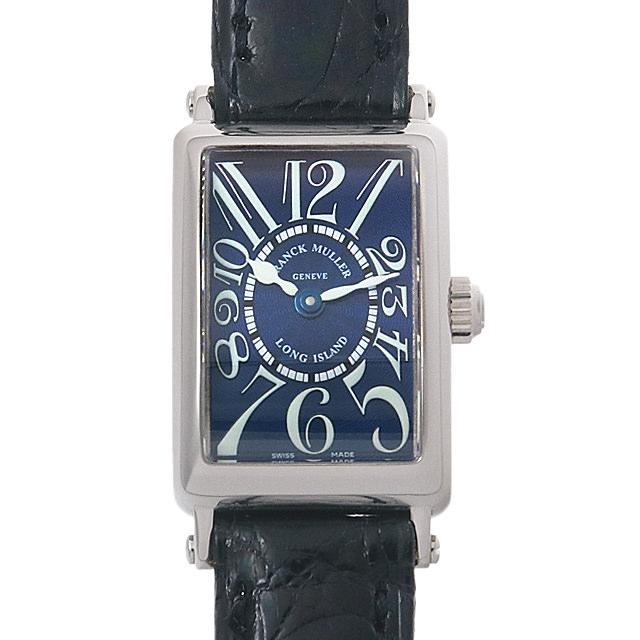 【48回払いまで無金利】フランクミュラー ロングアイランド 802QZ OG レディース(001HFRAU0095)【中古】【腕時計】【送料無料】