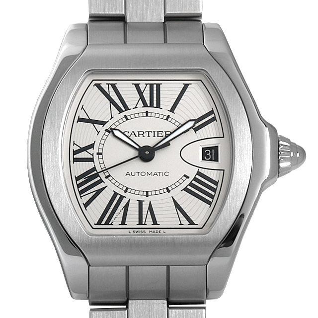 【48回払いまで無金利】カルティエ ロードスターS LM W6206017 メンズ(006TCAAU0012)【中古】【腕時計】【送料無料】