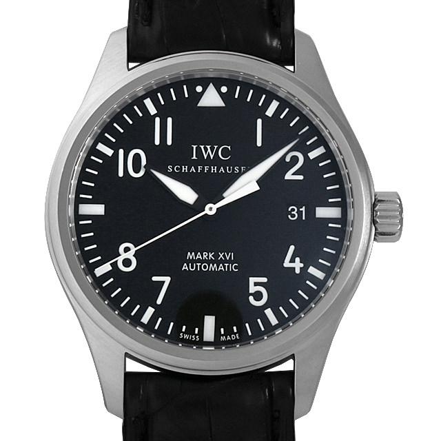 【48回払いまで無金利】IWC マーク16 マークXVI IW325501 メンズ(006XIWAU0105)【中古】【腕時計】【送料無料】