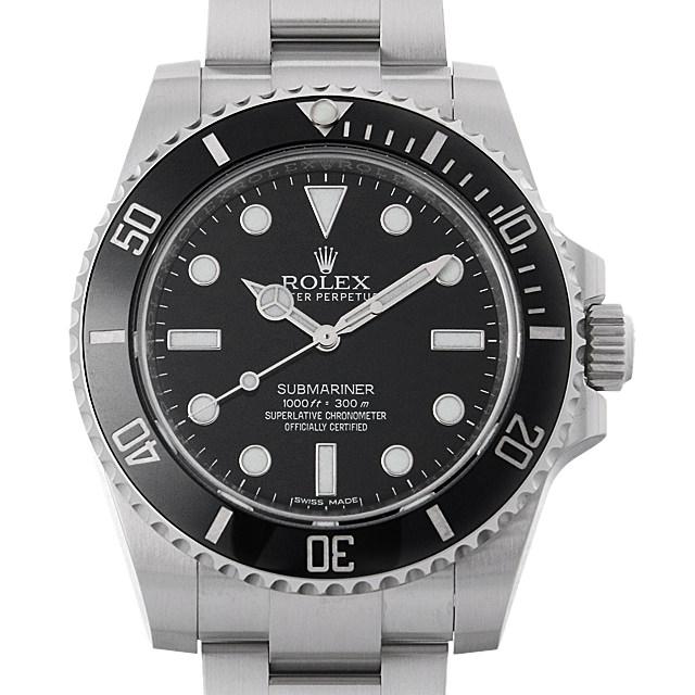 【48回払いまで無金利】ロレックス サブマリーナ ノンデイト ランダムシリアル 114060 メンズ(006XROAU0807)【中古】【腕時計】【送料無料】