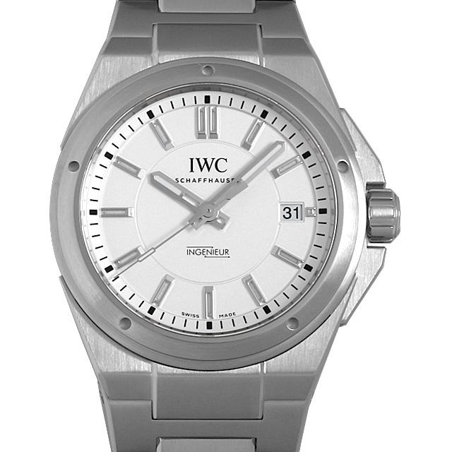 【48回払いまで無金利】IWC インヂュニア オートマティック IW323904 インジュニア メンズ(007UIWAU0107)【中古】【腕時計】【送料無料】