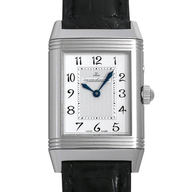【48回払いまで無金利】ジャガールクルト レベルソ デュエットデュオ Q2698420(269.8.54) メンズ(007UJLAU0012)【中古】【腕時計】【送料無料】