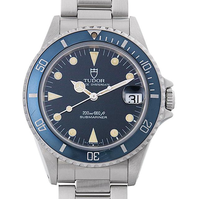 【48回払いまで無金利】チュードル サブマリーナ デイト 75090 メンズ(007UTUAU0023)【中古】【腕時計】【送料無料】