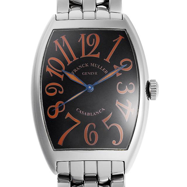 【48回払いまで無金利】フランクミュラー カサブランカ サハラ 6850CASA SAHARA OAC メンズ(008WFRAU0093)【中古】【腕時計】【送料無料】