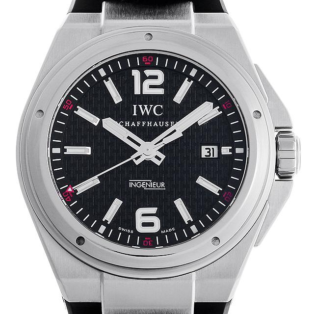 【48回払いまで無金利】IWC インヂュニア オートマティック ミッションアース IW323601 インジュニア メンズ(014MIWAU0009)【中古】【腕時計】【送料無料】