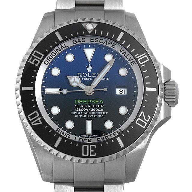 【48回払いまで無金利】SALE ロレックス ディープシー D-BLUEダイアル 116660 メンズ(0C28ROAU0001)【中古】【腕時計】【送料無料】