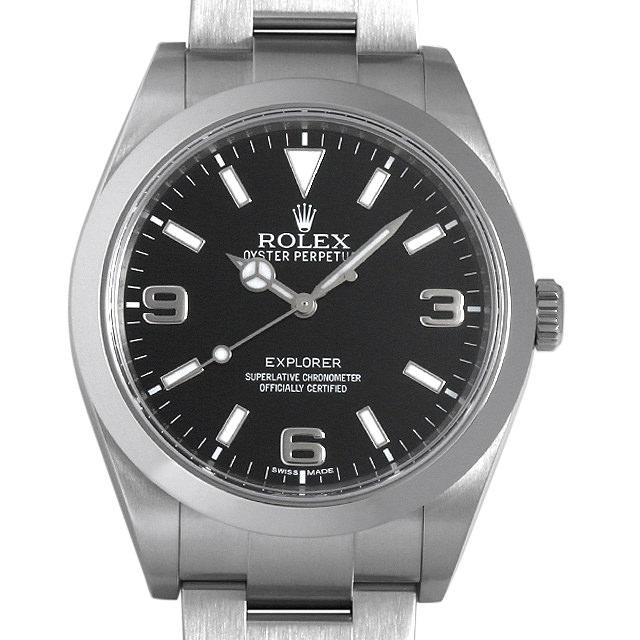 【48回払いまで無金利】ロレックス エクスプローラー ランダムシリアル 214270 メンズ(0CEMROAU0001)【中古】【腕時計】【送料無料】