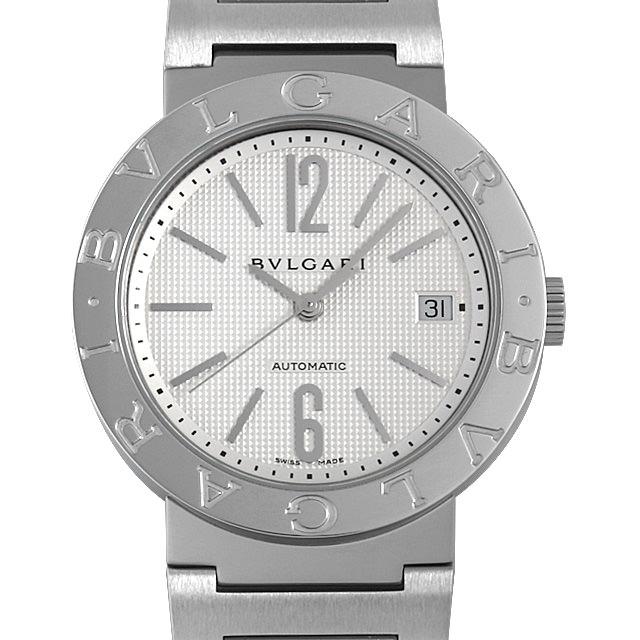 【48回払いまで無金利】ブルガリ ブルガリブルガリ BB38WSSD/N メンズ(0GCSBVAU0001)【中古】【腕時計】【送料無料】