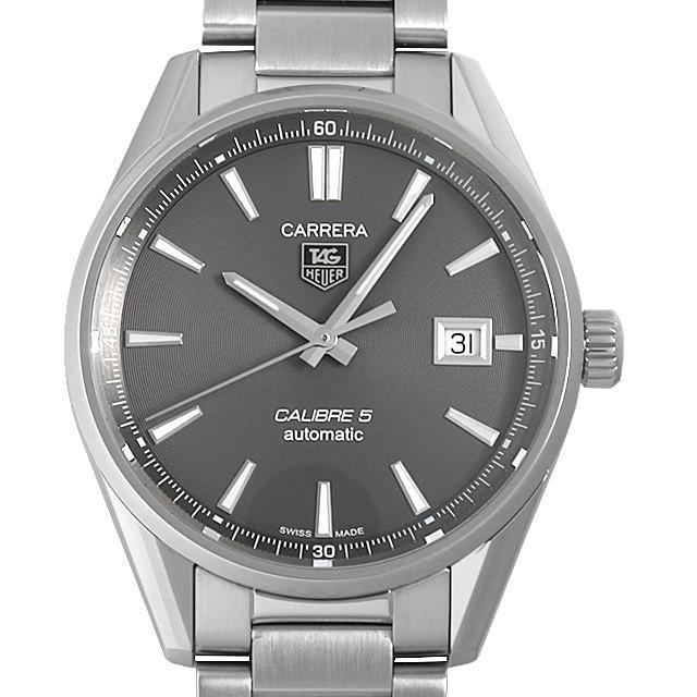 タグホイヤー カレラ キャリバー5 WAR211C.BA0782 メンズ(0ISNTHAU0001)【中古】【腕時計】【送料無料】