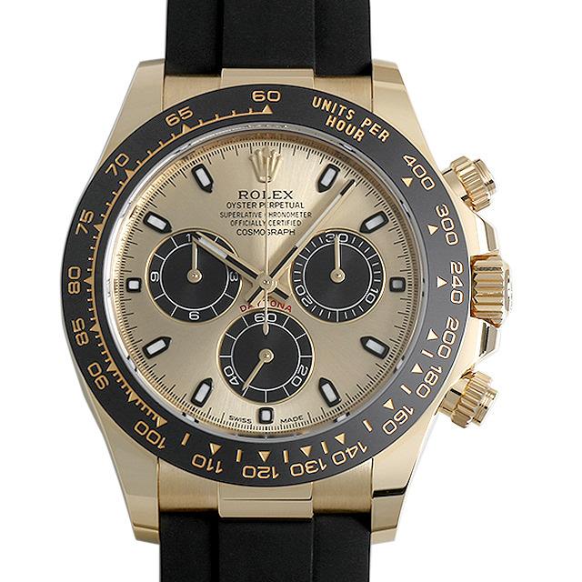 【48回払いまで無金利】ロレックス コスモグラフ デイトナ 116518LN シャンパン メンズ(0FHMROAN0006)【新品】【腕時計】【送料無料】