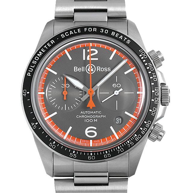 【48回払いまで無金利】ベル&ロス ガードコート BRV294-ORA メンズ(0671BOAN0005)【新品】【腕時計】【送料無料】