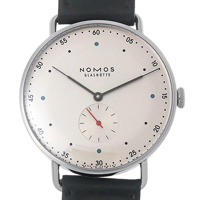 【48回払いまで無金利】ノモス メトロ38 ノンデイト MT1A4W2(1108) メンズ(0671NOAN0063)【新品】【腕時計】【送料無料】