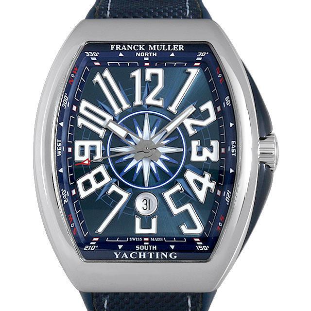【48回払いまで無金利】フランクミュラー ヴァンガード ヨッティング V45SCDT ACBL メンズ(0066FRAN0055)【新品】【腕時計】【送料無料】