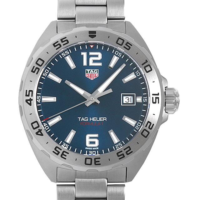 【48回払いまで無金利】タグホイヤー フォーミュラ1 WAZ1118.BA0875 メンズ(06XKTHAN0073)【新品】【腕時計】【送料無料】