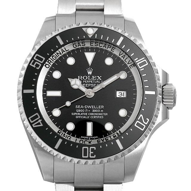 【48回払いまで無金利】ロレックス ディープシー V番 116660 ブラック メンズ(0J3JROAS0001)【中古】【未使用】【腕時計】【送料無料】