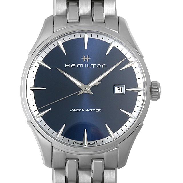 【48回払いまで無金利】ハミルトン ジャズマスター ジェント クオーツ H32451141 メンズ(006THMAN0137)【新品】【腕時計】【送料無料】