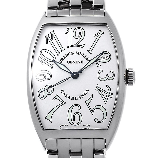 【48回払いまで無金利】フランクミュラー カサブランカ 6850MC CASA AC メンズ(001HFRAU0096)【中古】【腕時計】【送料無料】