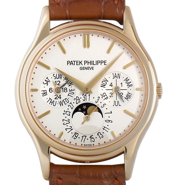 【48回払いまで無金利】パテックフィリップ パーペチュアルカレンダー Cal.240Q 5140J-001 メンズ(0063PPAU0023)【中古】【腕時計】【送料無料】