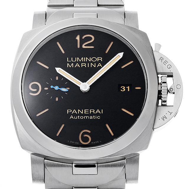 【48回払いまで無金利】パネライ ルミノールマリーナ 1950 3デイズ アッチャイオ T番 PAM00723 メンズ(006XOPAU0139)【中古】【腕時計】【送料無料】