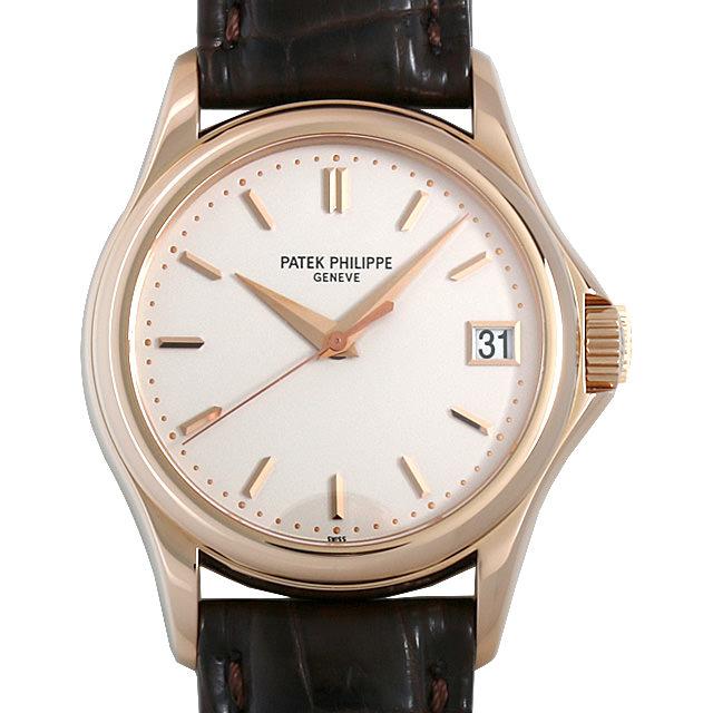 【48回払いまで無金利】パテックフィリップ カラトラバ 5127R-001 メンズ(006XPPAU0103)【中古】【腕時計】【送料無料】