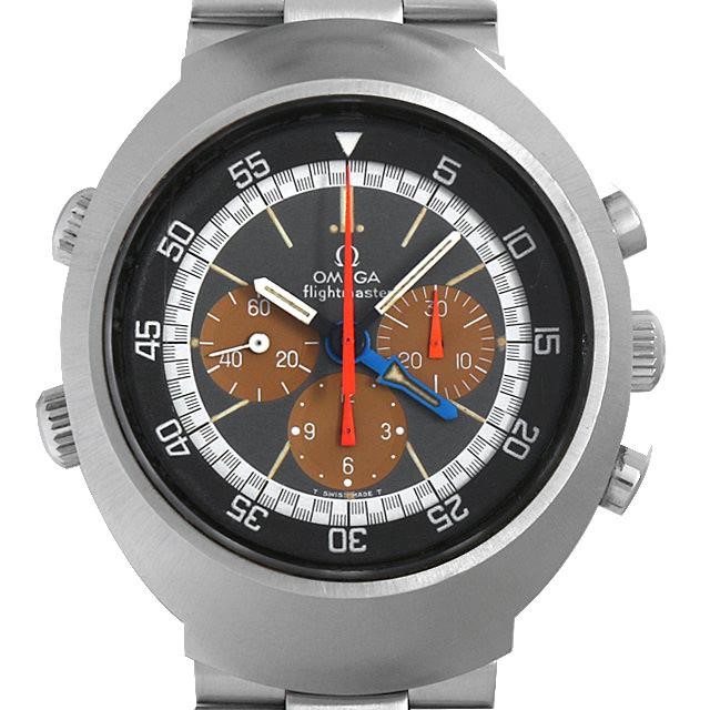 【48回払いまで無金利】オメガ フライトマスター Cal.911 ST145.026 メンズ(007UOMAA0027)【アンティーク】【腕時計】【送料無料】