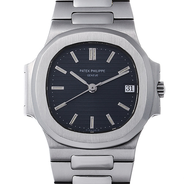パテックフィリップ ノーチラス 3800/1A メンズ(007UPPAU0110)【中古】【腕時計】【送料無料】