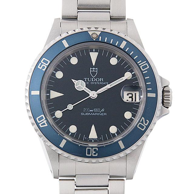 【48回払いまで無金利】チュードル サブマリーナ デイト 76000 メンズ(007UTUAU0026)【中古】【腕時計】【送料無料】