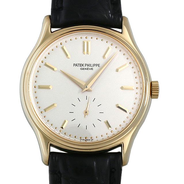 【48回払いまで無金利】パテックフィリップ カラトラバ 3923J メンズ(0087PPAU0008)【中古】【腕時計】【送料無料】